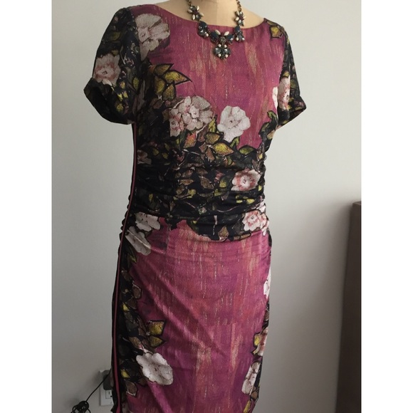 Tracy Reese Dresses & Skirts - Tracy Reese Floral Print Dress